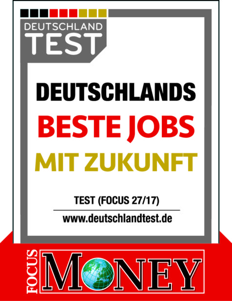 focus money jul hat deutschlands beste jobs mit zukunft jul ggmbh. Black Bedroom Furniture Sets. Home Design Ideas